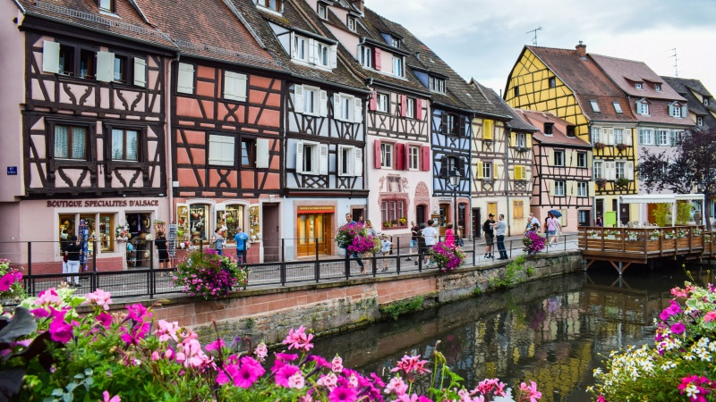 Alsace, mat och vin, 7 dagar