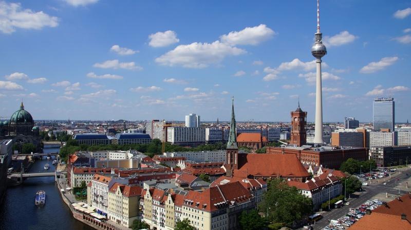 Berlin familjeresa, 4 dagar