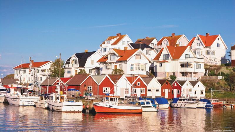 Bohuslän med Koster, 4 dagar