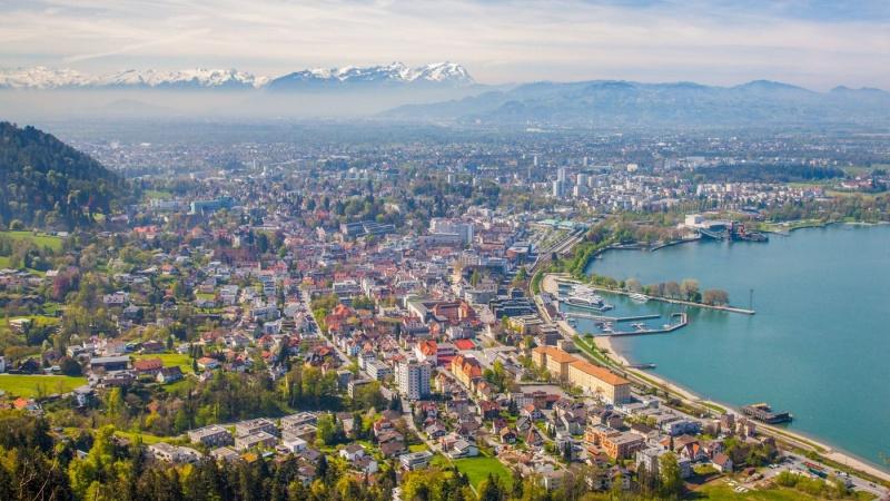 Österrike – Lindau – Österrike