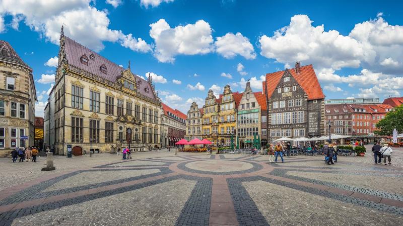 Bremen Vinfestival, 4 dagar
