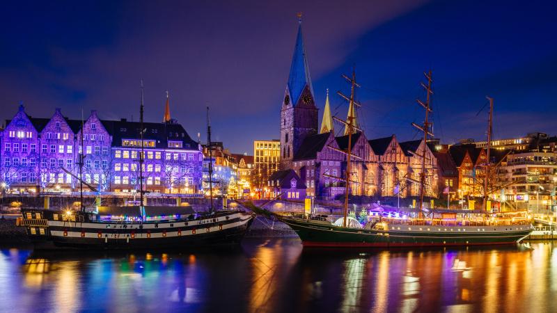 Nyår Bremen, 3 dagar
