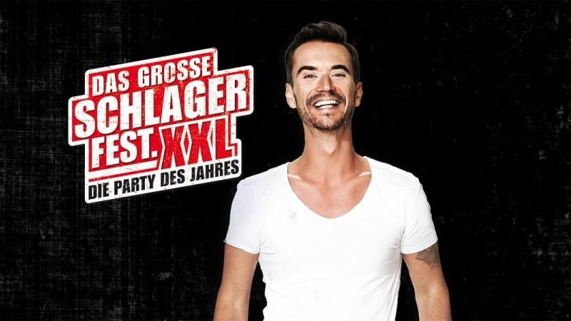 Das grosse Schlagerfest XXL i Hamburg, 3 dagar