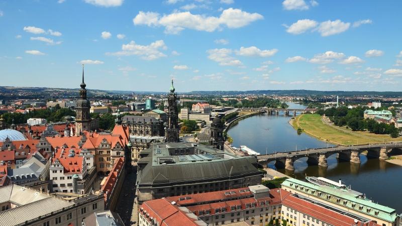 Dresden och Elbedalgången, 5 dagar