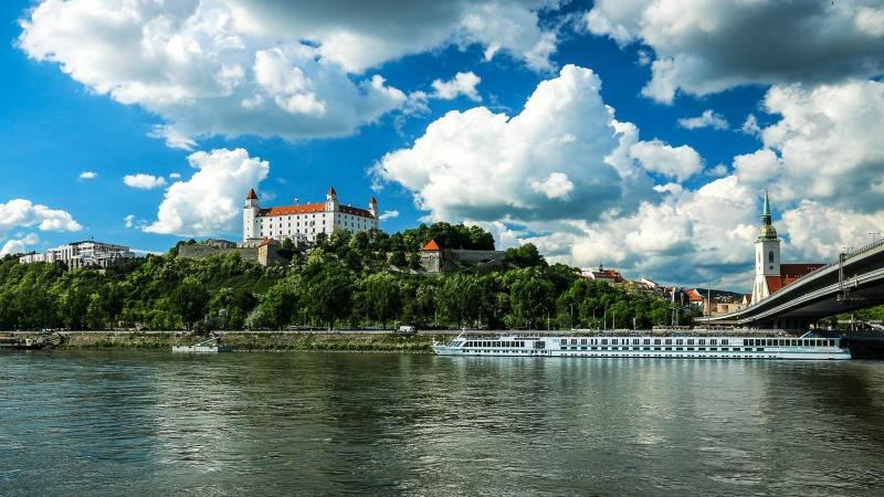 Prag – Bratislava - Budapest