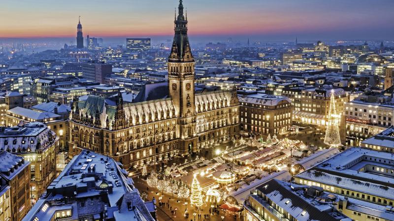 Hamburg Julmarknad