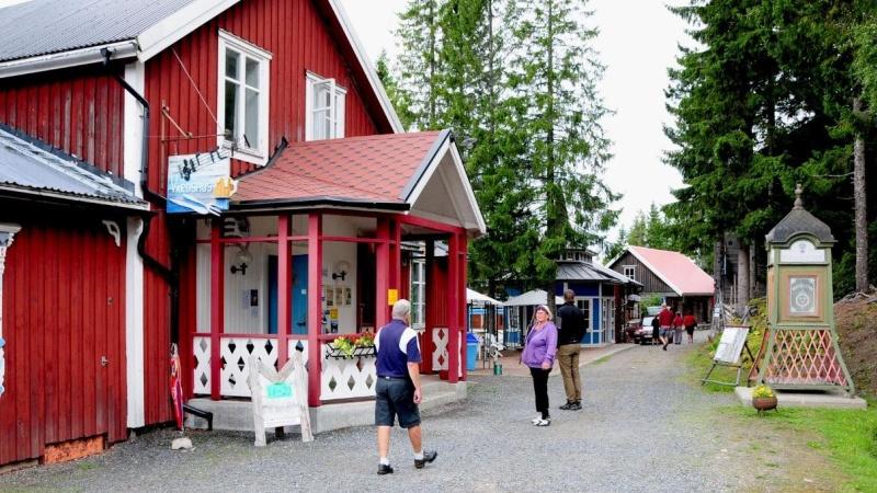 Kramfors - Uppsala