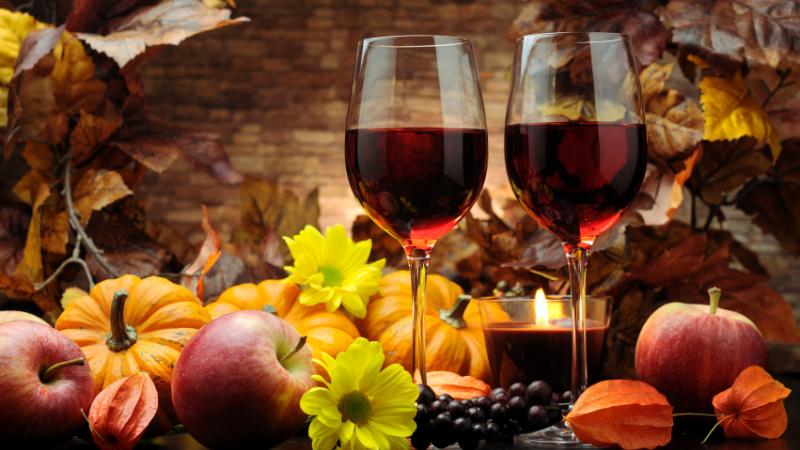 Vinprovning i Burg med oktoberfest, 3 dagar