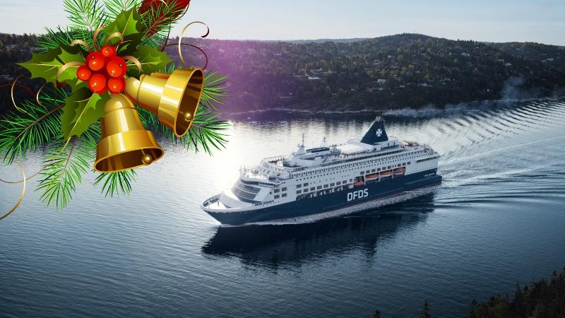 Kryssning och julmarknad i Köpenhamn och Oslo, 3 dagar
