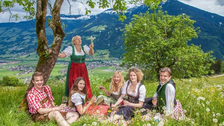 Österrike med musik, 7 dagar