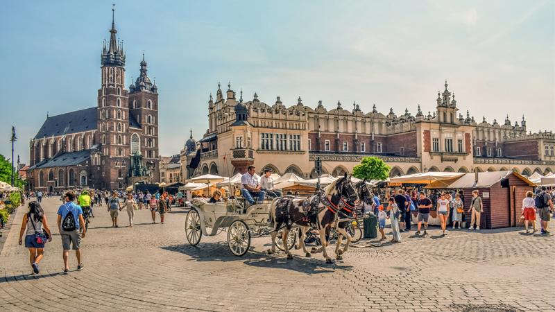 Legnica – Wroclaw - Krakow