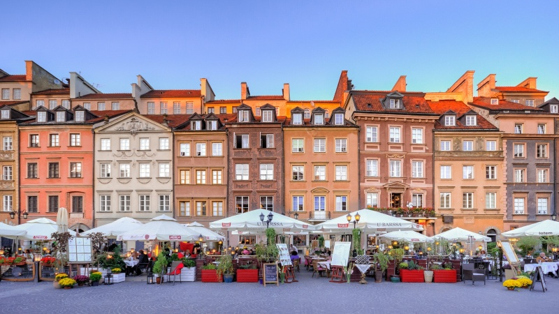Krakow – Czestochowa – Warszawa