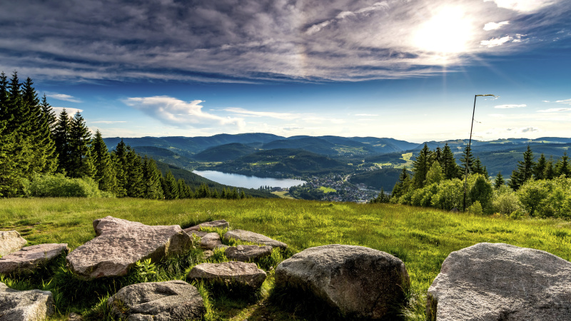 Schwarzwald, 7 dagar