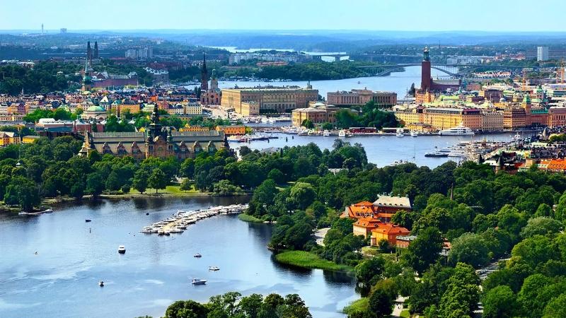 Hemorten – Stockholm