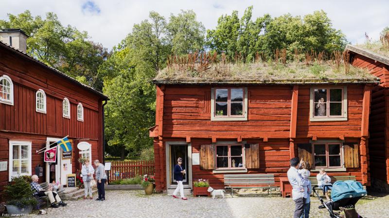 Örebro med slott och herrgårdar, 4 dagar