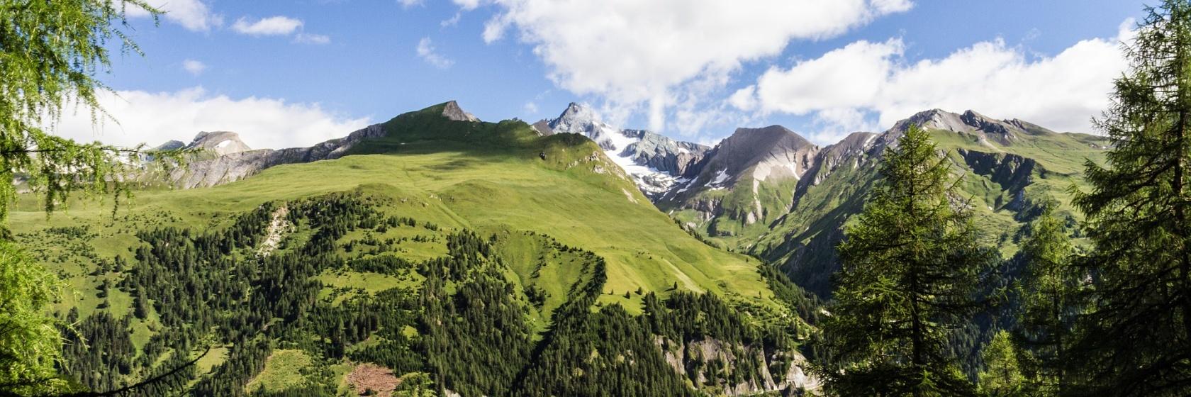 Osterrike vandring