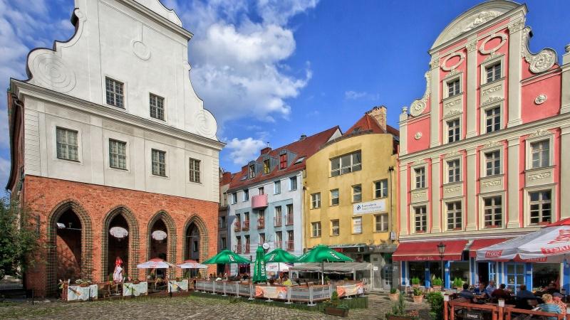 Warszawa – Stettin - Szczecin